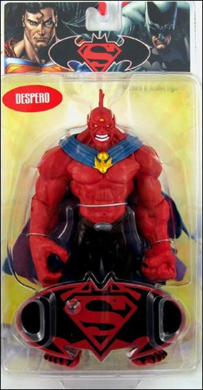 Superman/Batman (Series 6) - Enemies Among Us Despero by DC Direct