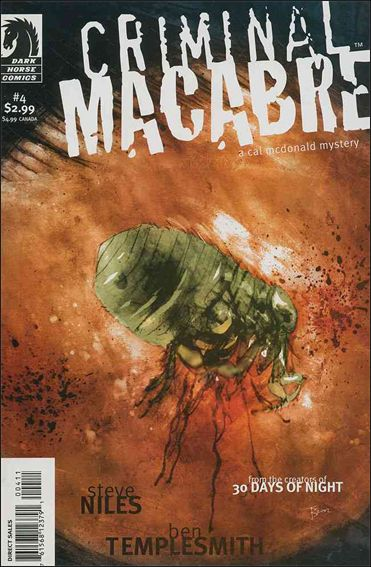 Criminal Macabre: A Cal McDonald Mystery 4-A by Dark Horse