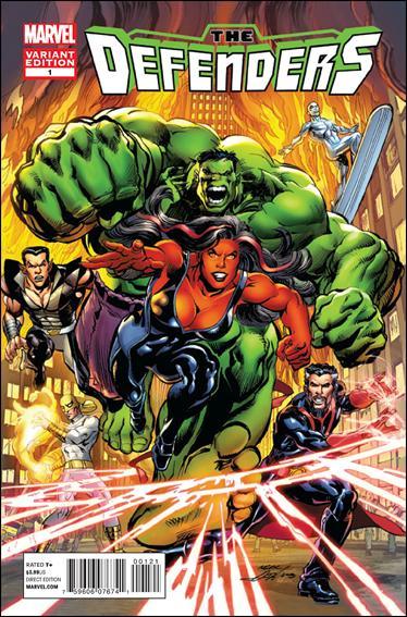 Defenders (2012) 1-C by Marvel