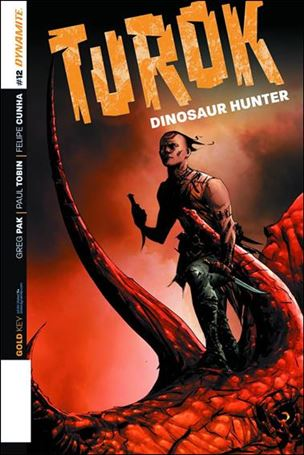 Turok: Dinosaur Hunter (2014) 12-B