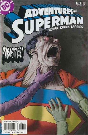 Adventures of Superman (1987) 633-A by DC
