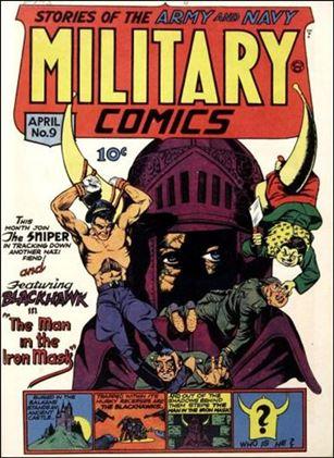 Military Comics 9-A