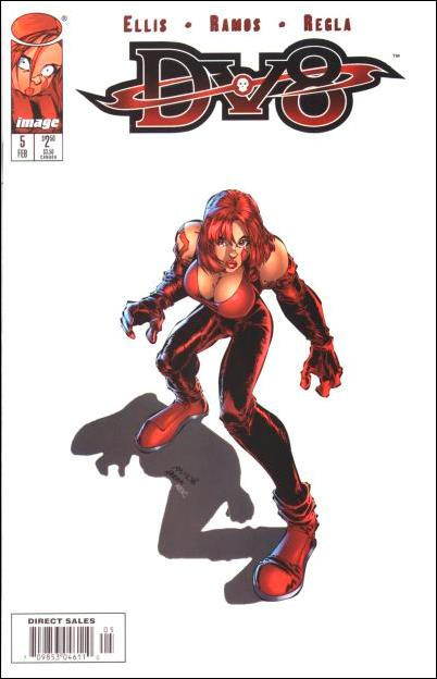 DV8 5-A by WildStorm