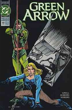 Green Arrow (1988) 59-A by DC