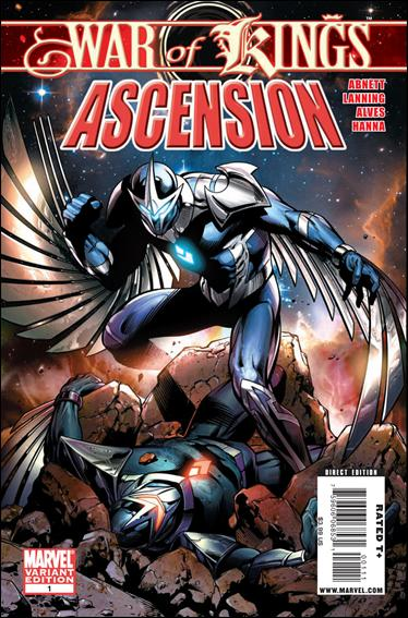 War of Kings: Ascension 1-B by Marvel