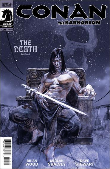 Conan the Barbarian (2012) 10-A by Dark Horse