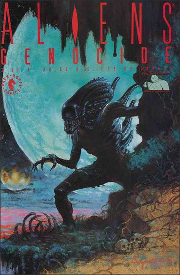 Aliens: Genocide 3-A by Dark Horse