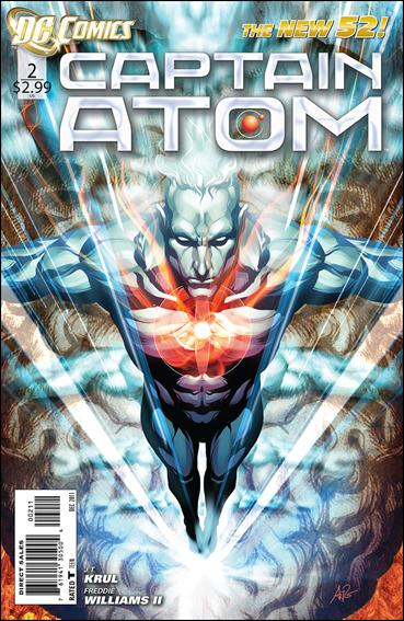 Captain Atom (2011) 2-A by DC