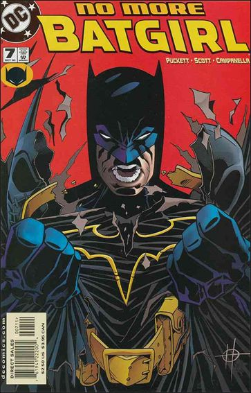 Batgirl (2000) 7-A by DC