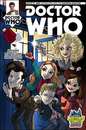 Doctor Who: The Eleventh Doctor 1-C
