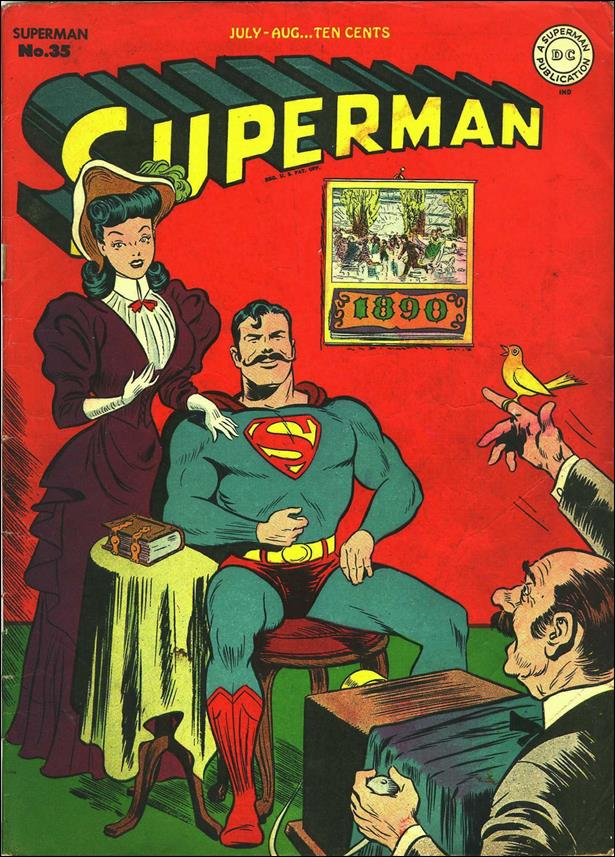 Superman (1939) 35-A by DC