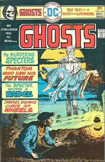 Ghosts (1971) 44-A by DC