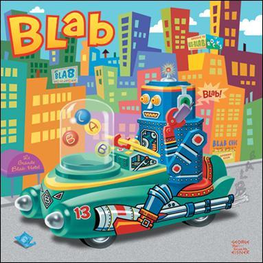 Blab! 13-A by Kitchen Sink