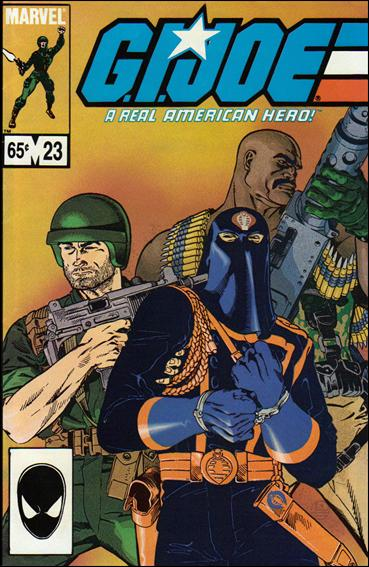 G.I. Joe: A Real American Hero 23-B by IDW