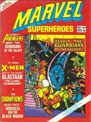 Marvel Superheroes (UK) 361-A