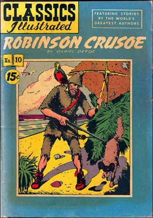 Classic Comics/Classics Illustrated 10-K