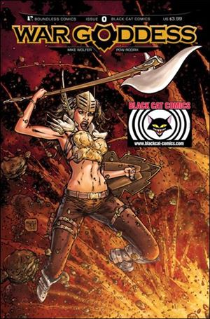 War Goddess 0-K