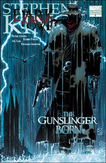 Dark Tower: The Gunslinger Born 3-D by Marvel