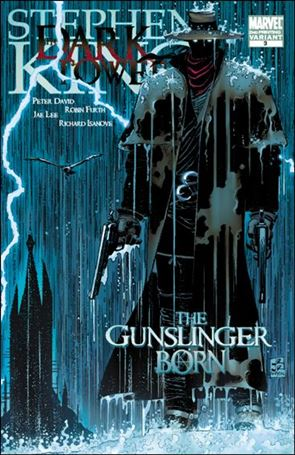 Dark Tower: The Gunslinger Born 3-D