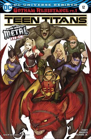 Teen Titans (2016) 12-B