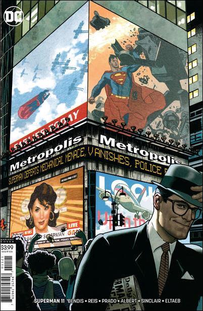 Superman (2018) 11-B by DC