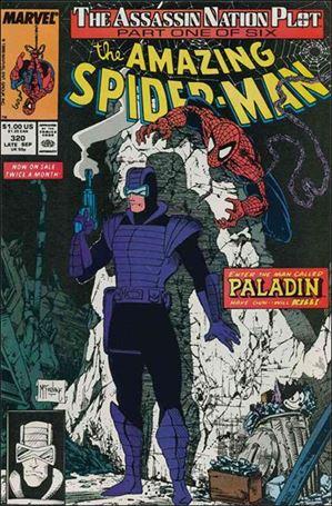 Amazing Spider-Man (1963) 320-A