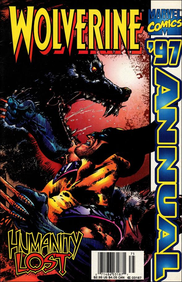 Wolverine Annual 1997-A by Marvel