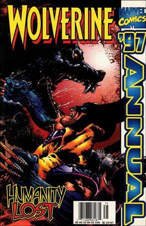 Wolverine Annual 1997-A