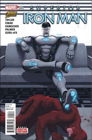 Superior Iron Man 4-A