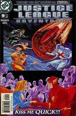 Justice League Adventures (2002) 9-A by DC