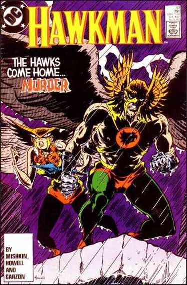 Hawkman (1986) 13-A by DC