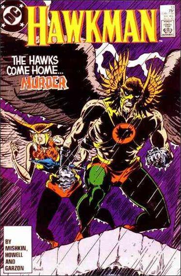 Hawkman (1986) 13-A by DC