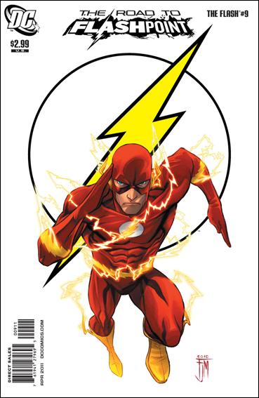Flash (2010) 9-A by DC