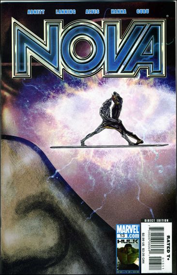 Nova (2007) 13-A by Marvel
