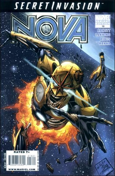 Nova (2007) 18-B by Marvel