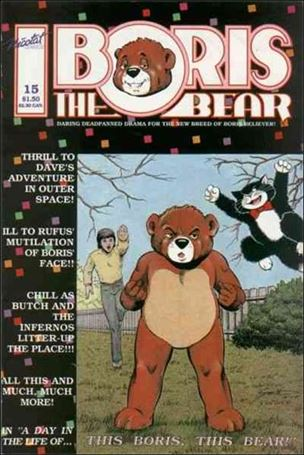 Boris the Bear 15-A
