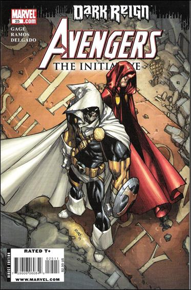 Avengers: The Initiative 25-A by Marvel