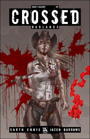 Crossed: Badlands 1-M by Avatar Press