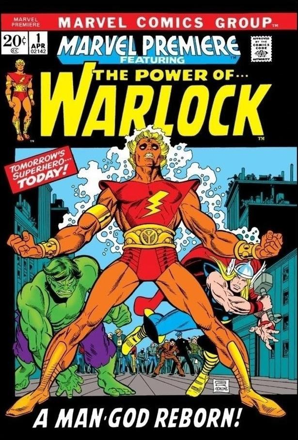 Marvel Premiere 1-A by Marvel