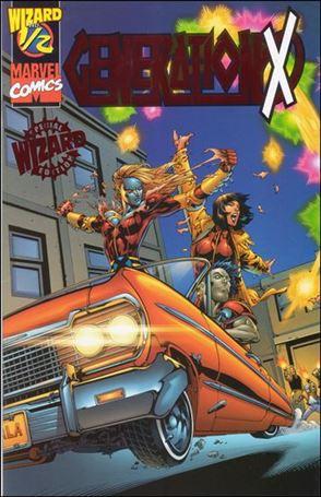 Generation X (1994) 1/2-B
