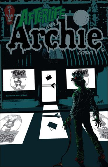 Afterlife with Archie 1-FJ by Archie