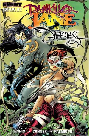 Painkiller Jane vs the Darkness: Stripper 1-D