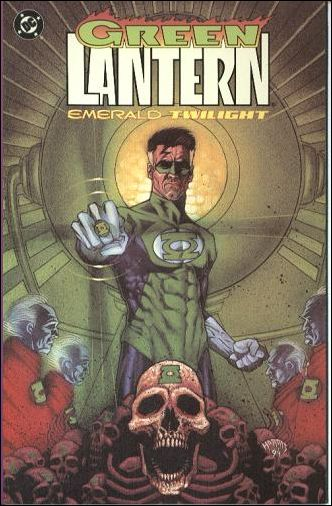 Green Lantern: Emerald Twilight 1-A by DC
