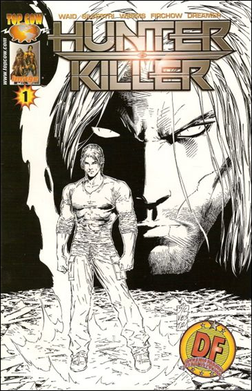 Hunter-Killer 1-F by Top Cow