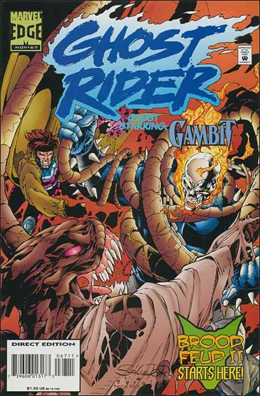 Ghost Rider (1990) 67-A by Marvel