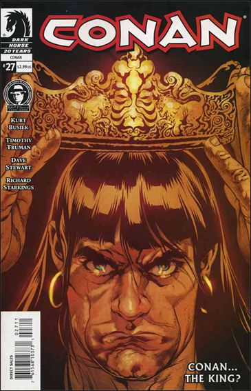 Conan (2004) 27-A by Dark Horse
