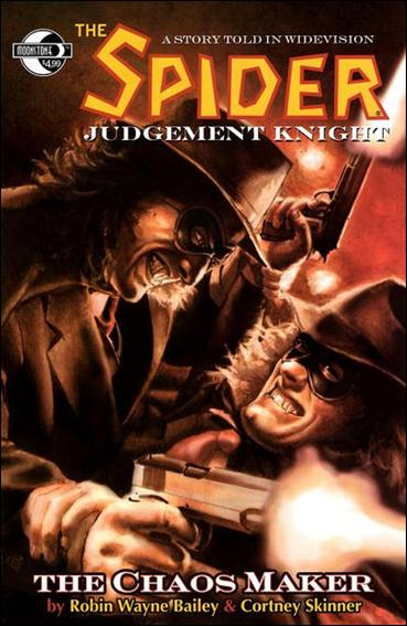 Spider: Judgement Knight - The Chaos Maker 1-A by Moonstone