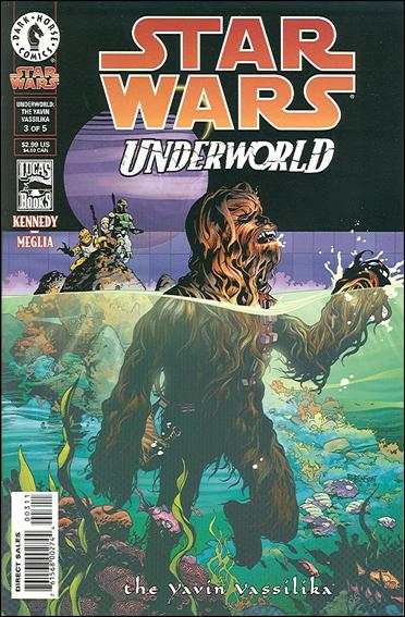 Star Wars: Underworld - The Yavin Vassilika 3-A by Dark Horse