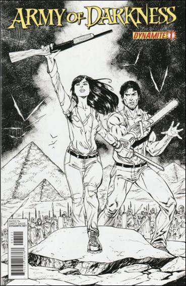 Army of Darkness (2012) 1-C by Dynamite Entertainment