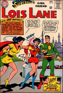 Superman's Girl Friend Lois Lane 59-A by DC